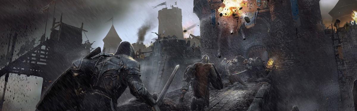 Стрим: Conqueror's Blade - Участвуем в осадах