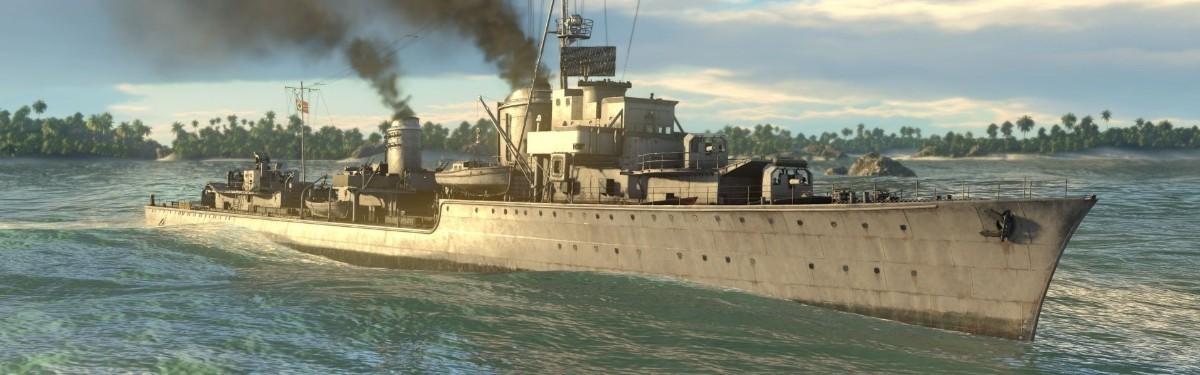 Стрим: War Thunder - Продолжаем плавать на корабликах