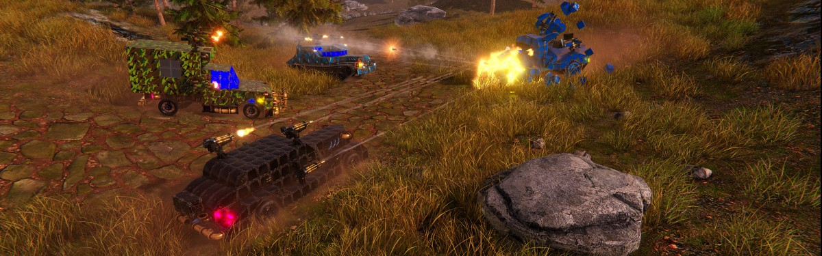 Создатели Next Day: Survival анонсировали ММО шутер SteamCraft