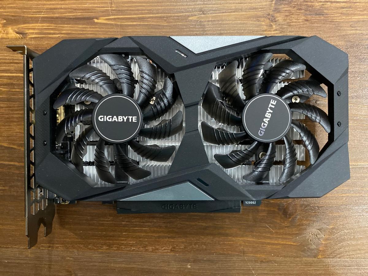 [Обзор] GIGABYTE GeForce GTX 1650 D6 WINDFORCE OC 4G — не горячая, не шумная и недорогая