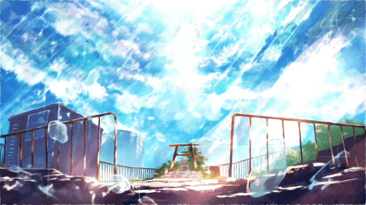 [ГоХаниме] «Дитя погоды» Синкая Макото - большой шаг вперед после «Твоего имени»