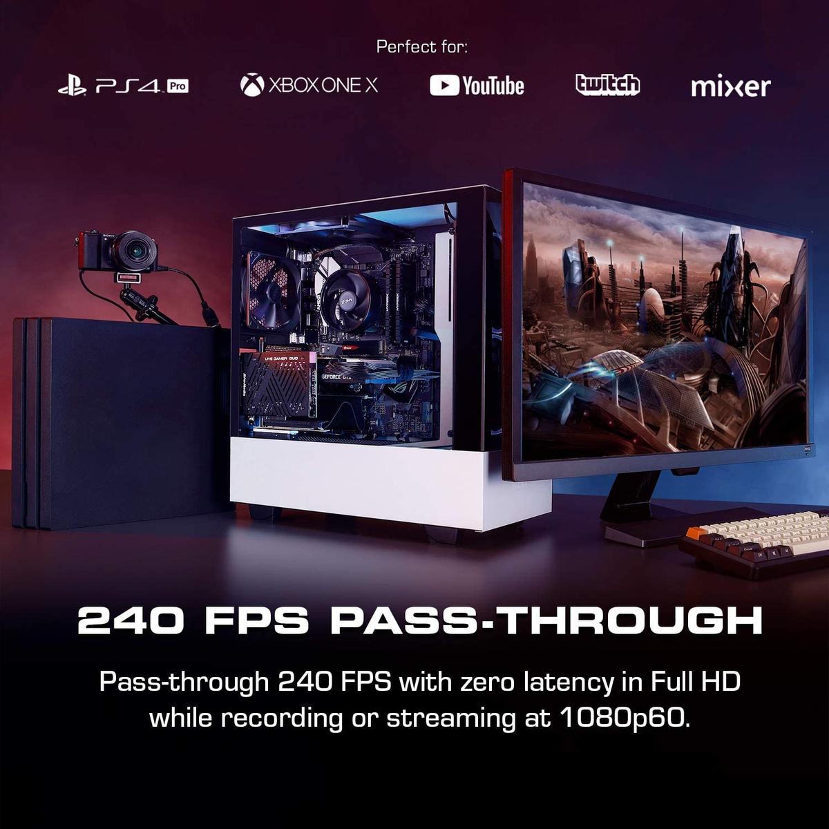 AVerMedia Live Gamer Duo GC570D - идеальное решение для контент-мейкеров?