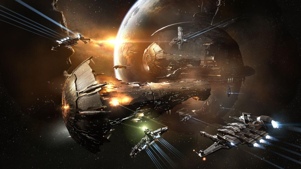 EVE Online — Итоги 9 недели крупнейшей в истории войны. 216 тысяч уничтоженных кораблей и 18 триллионов иск