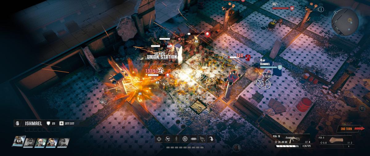 [Обзор] Wasteland 3 - преступление и наказание в замерзших пустошах