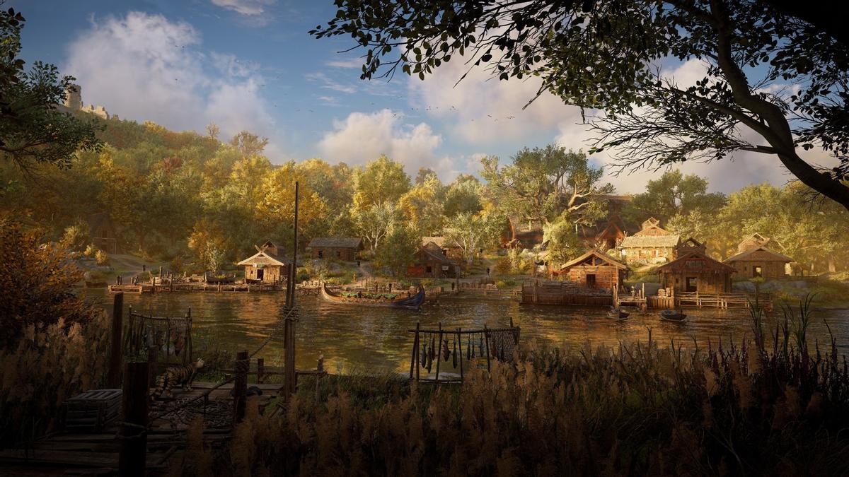 Assassin's Creed Valhalla - различная известная информация об игре