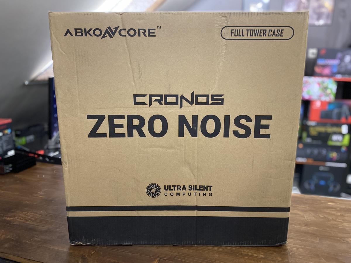 [Обзор] Корпус Abkoncore S700, блок Abkoncore Tenergy Gold Modular 850W, кулер Abkoncore Dual Hurricane