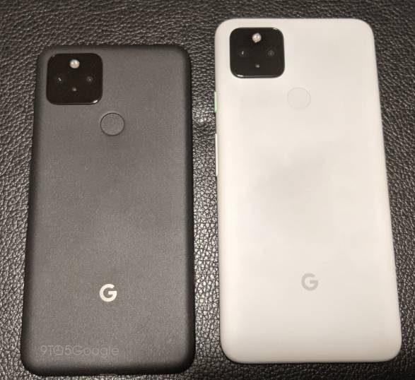 Характеристики смартфонов Google Pixel 5 и 4A 5G утекли в сеть