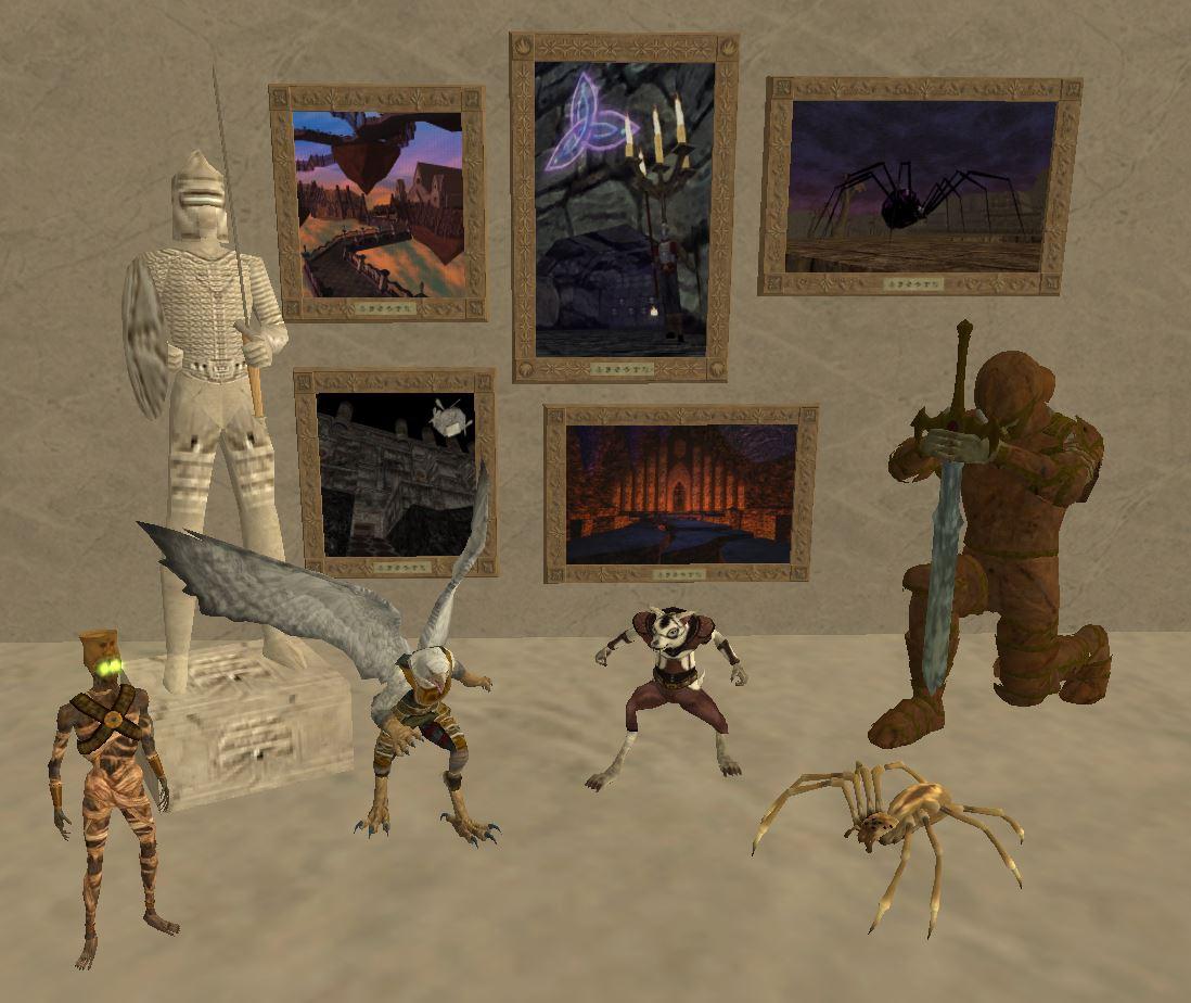 EverQuest II - Хронопорталы вновь открылись в землях Норрата