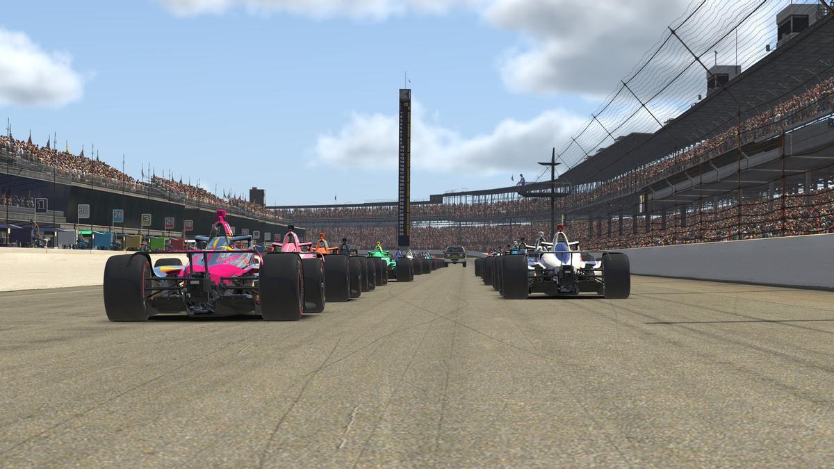 [Киберспорт] Почему стоит обратить внимание на Indy500