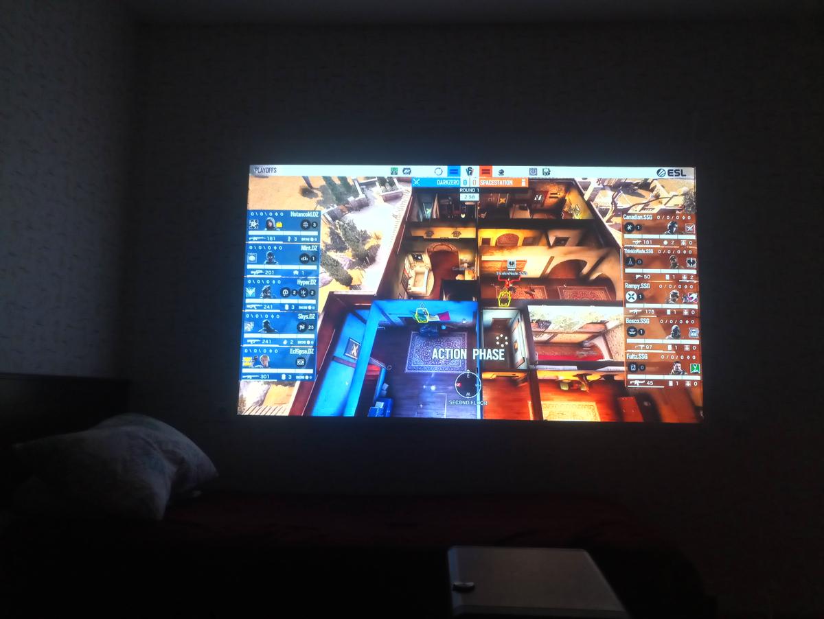 Viewsonic X10-4K - универсальный 4K проектор по доступной цене