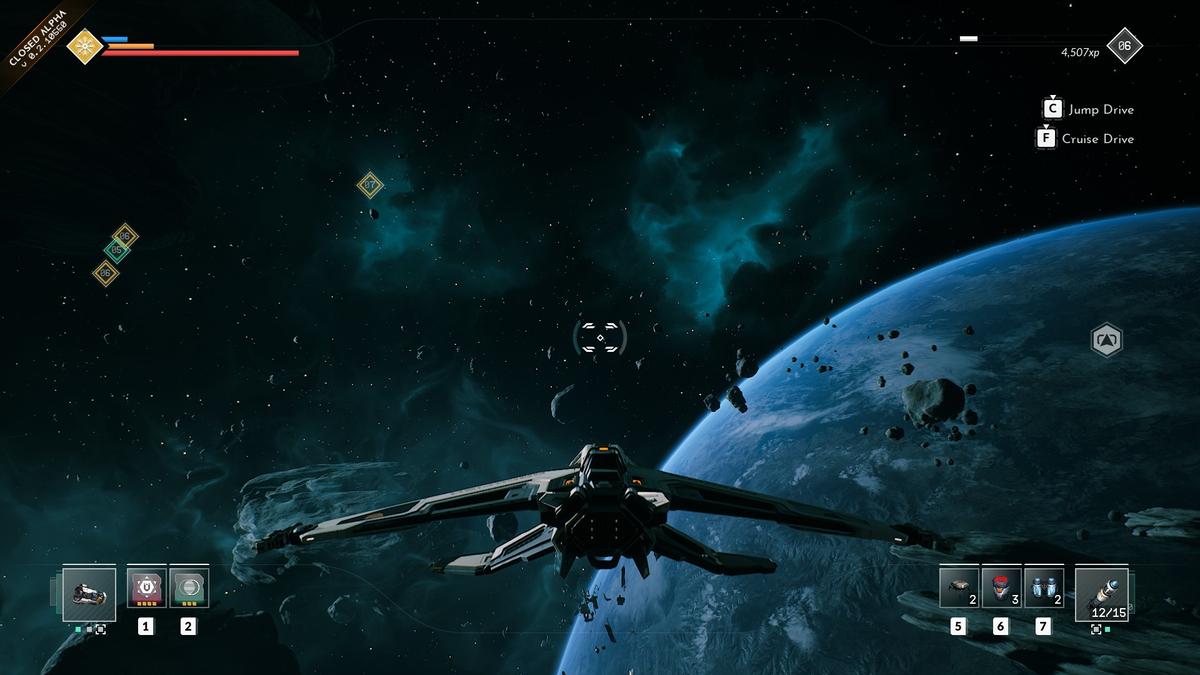 Everspace 2 - Изучаем альфа-версию и основные особенности игры