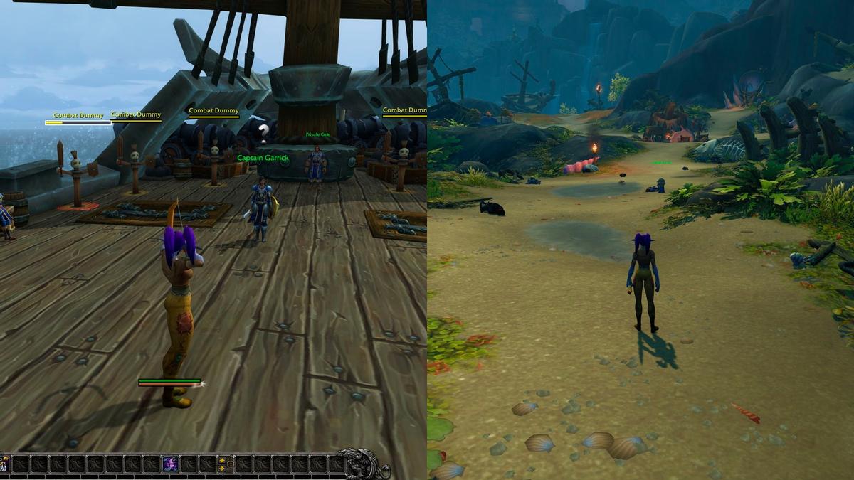 World of Warcraft: Shadowlands - новая стартовая локация и обновленный подход к прокачке