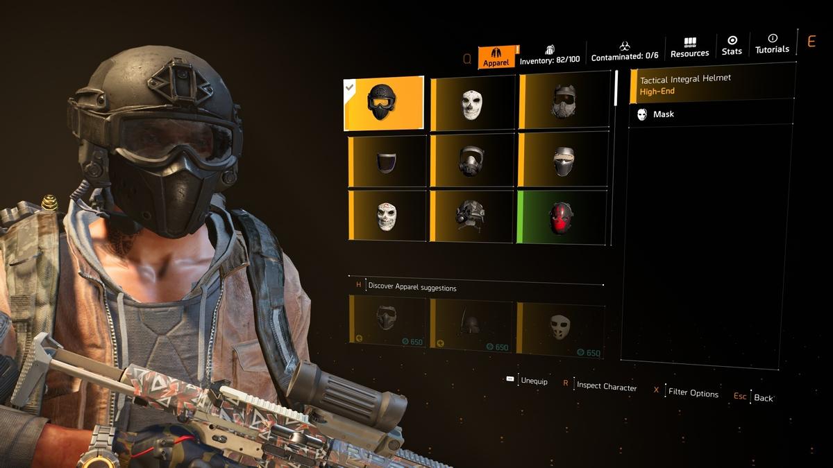 The Division 2 - подробности о фракциях DLC, новая экзотическая винтовка и прочее