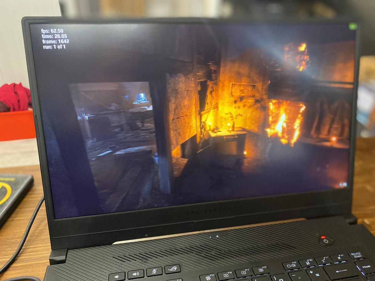 ASUS ROG Zephyrus G GA502 — многозадачный игровой ноутбук по доступной цене