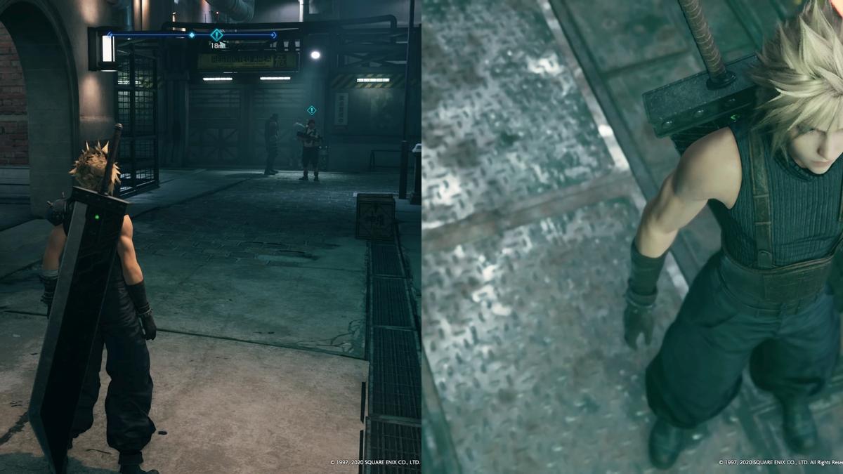 Final Fantasy VII: Remake - впечатление от демоверсии