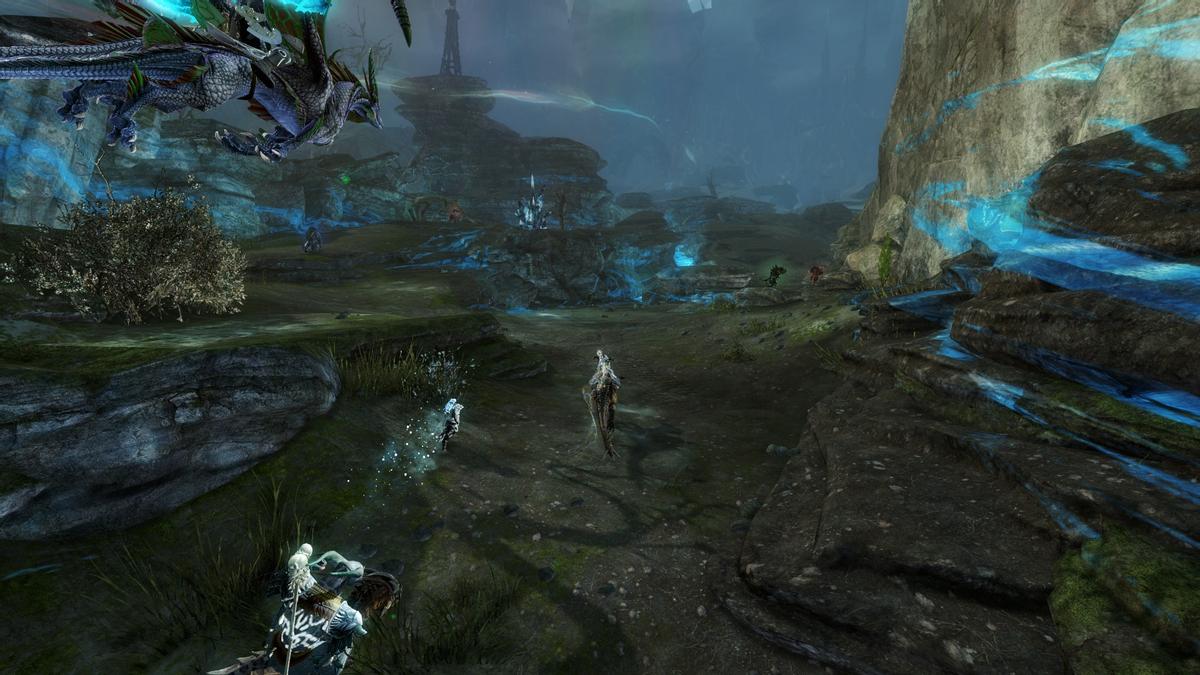 Guild Wars 2 — Мета-ивент, битва с боссом и другие особенности продолжения ледяной саги «Jormag Rising»
