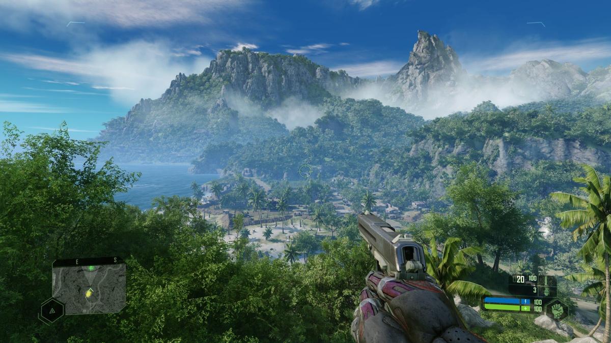 Crysis Remastered - Максимальные настройки на ПК называются Потянет ли Crysis