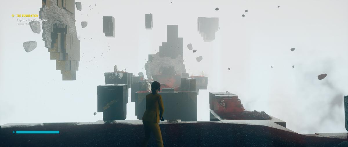 Foundation - новое DLC Control не дотягивает до уровня оригинала