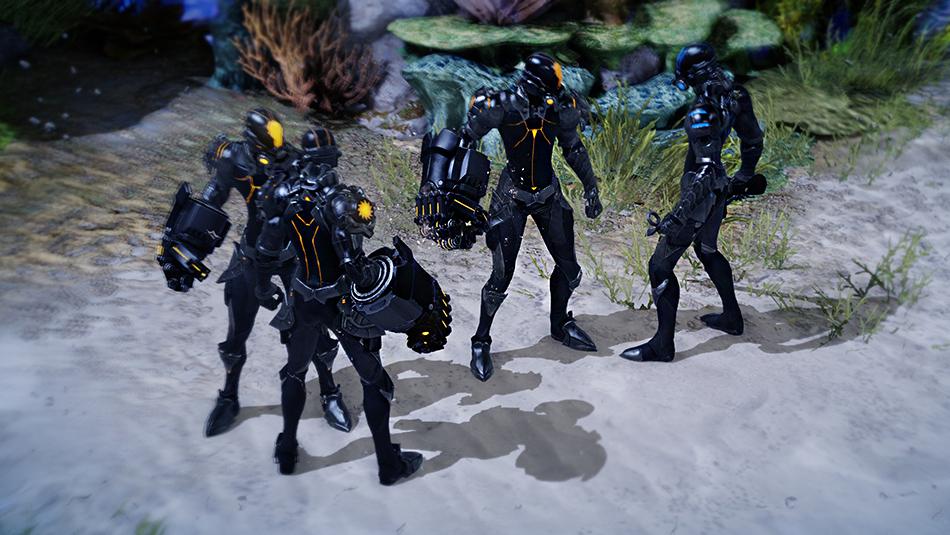 Lost Ark - Новые подводные подземелья