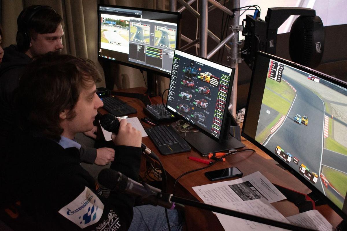 RaceRoom - Командный турнир среди ВУЗов города Москвы