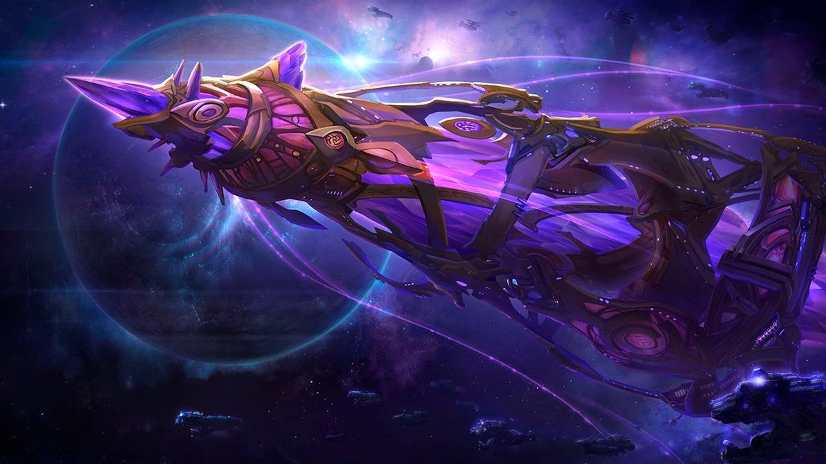 Heroes of the Storm - Вселенные Warcraft и StarCraft сольются воедино