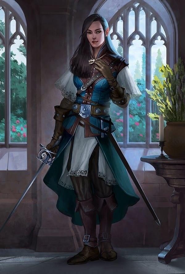 Pathfinder: Wrath of the Righteous - Рассказ о классе Шаман и новом компаньоне