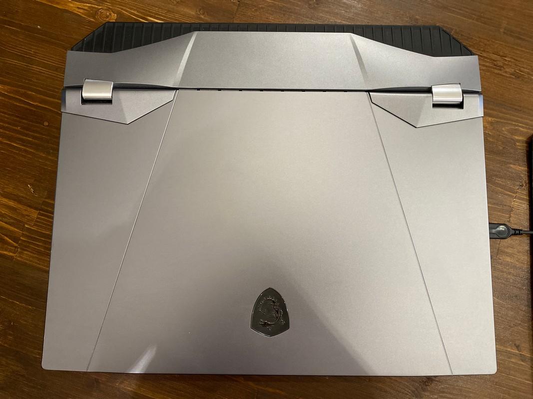 MSI GT76 Titan — по-настоящему игровой ноутбук