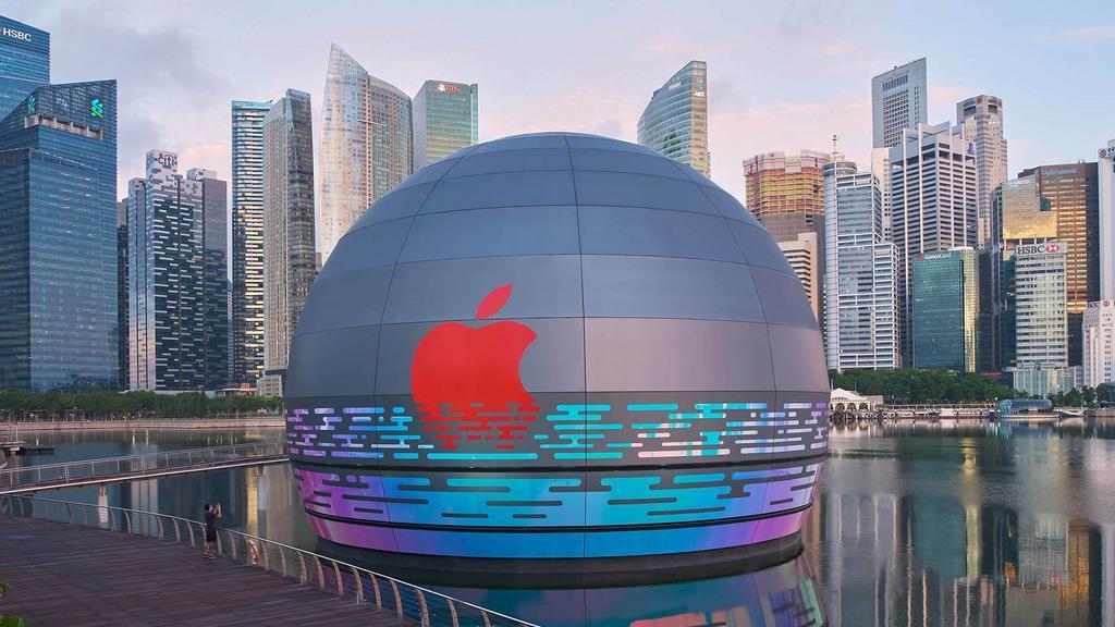 Apple скоро откроет свою Звезду Смерти