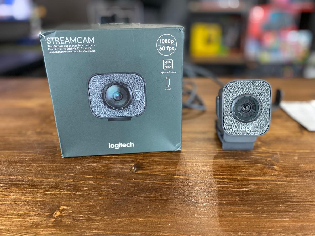 [Обзор] Logitech StreamCam — маленькая штучка для профессионалов