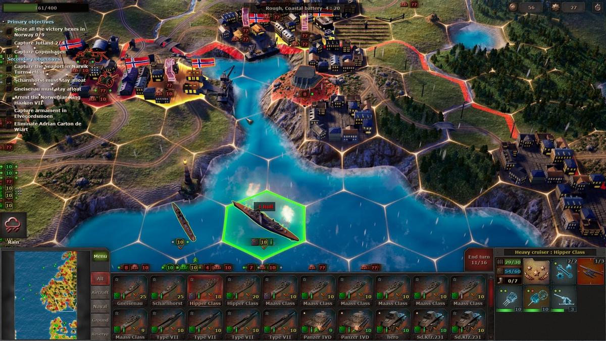 Strategic Mind: Blitzkrieg - добро пожаловать на настоящую войну!