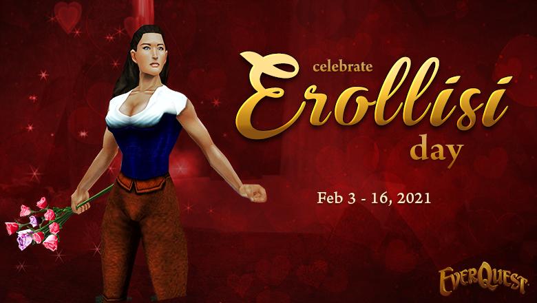 EverQuest - Началось мероприятие по случаю Дня влюбленных