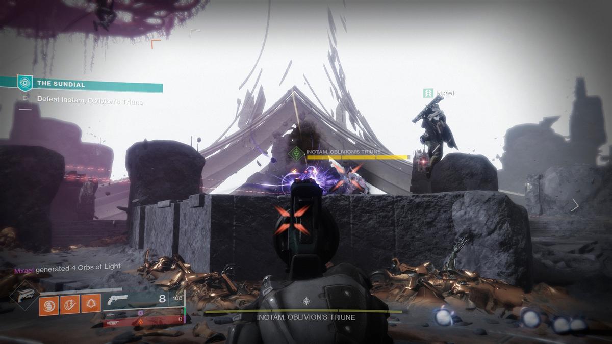 Destiny 2 - активность Empyrean Foundation и финишная прямая текущего сезона