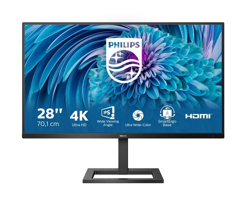Новый монитор Philips получил 10-битную IPS-матрицу с 4K-разрешением