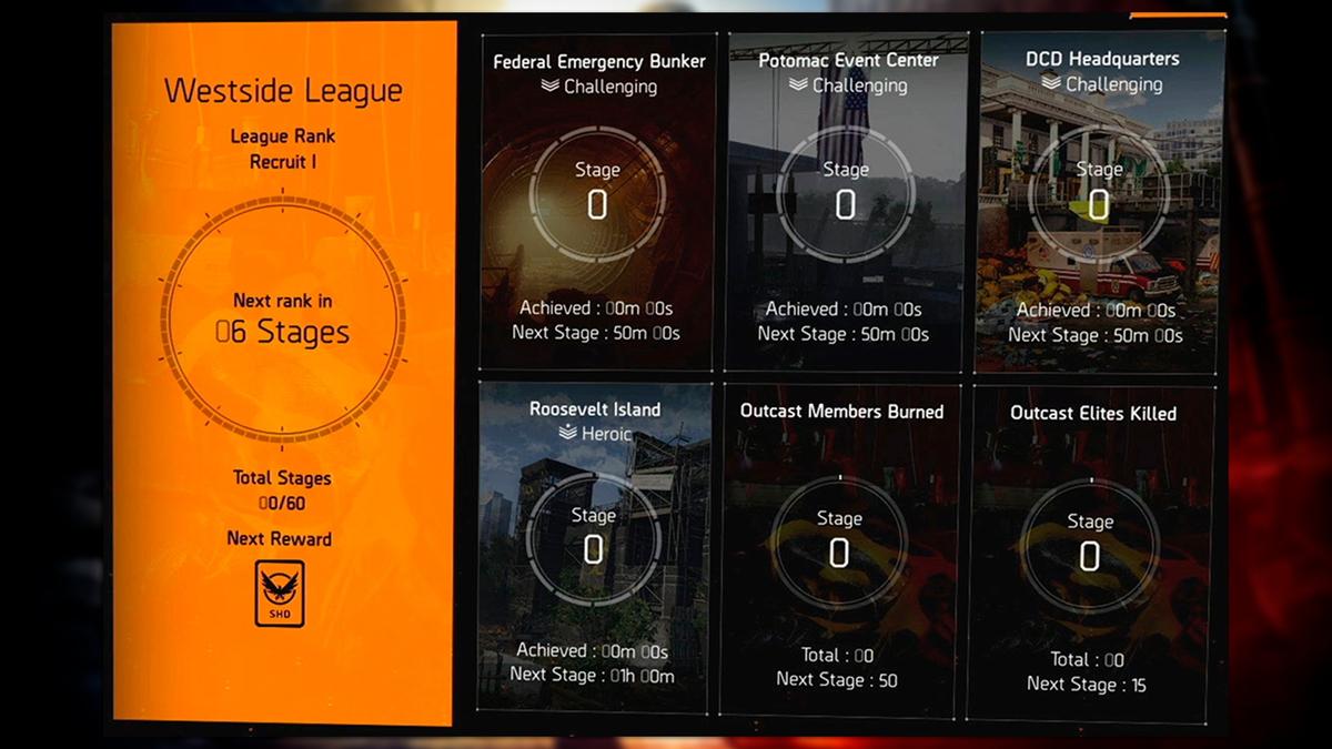 The Division 2 - подробности про сезоны, мировые события, новые сеты и прочее