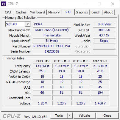 [Обзор] Оперативная память от Thermaltake TOUGHRAM RGB DDR4 - универсальный солдат