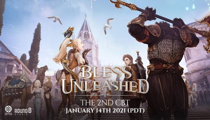 Bless Unleashed - Второй этап ЗБТ MMORPG на ПК стартует в следующем месяце