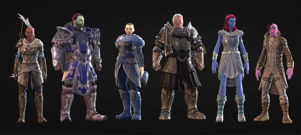 Neverwinter - Грядущий патч добавит в игру временную кампанию The Redeemed Citadel