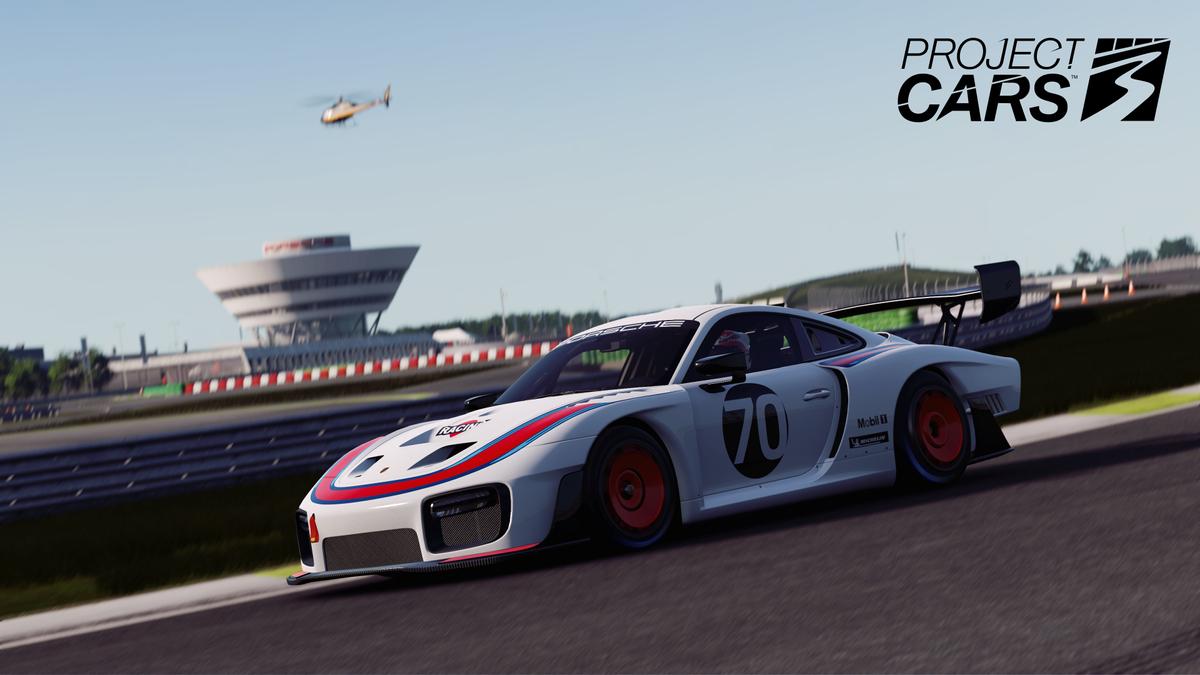 Первый взгляд на Project Cars 3
