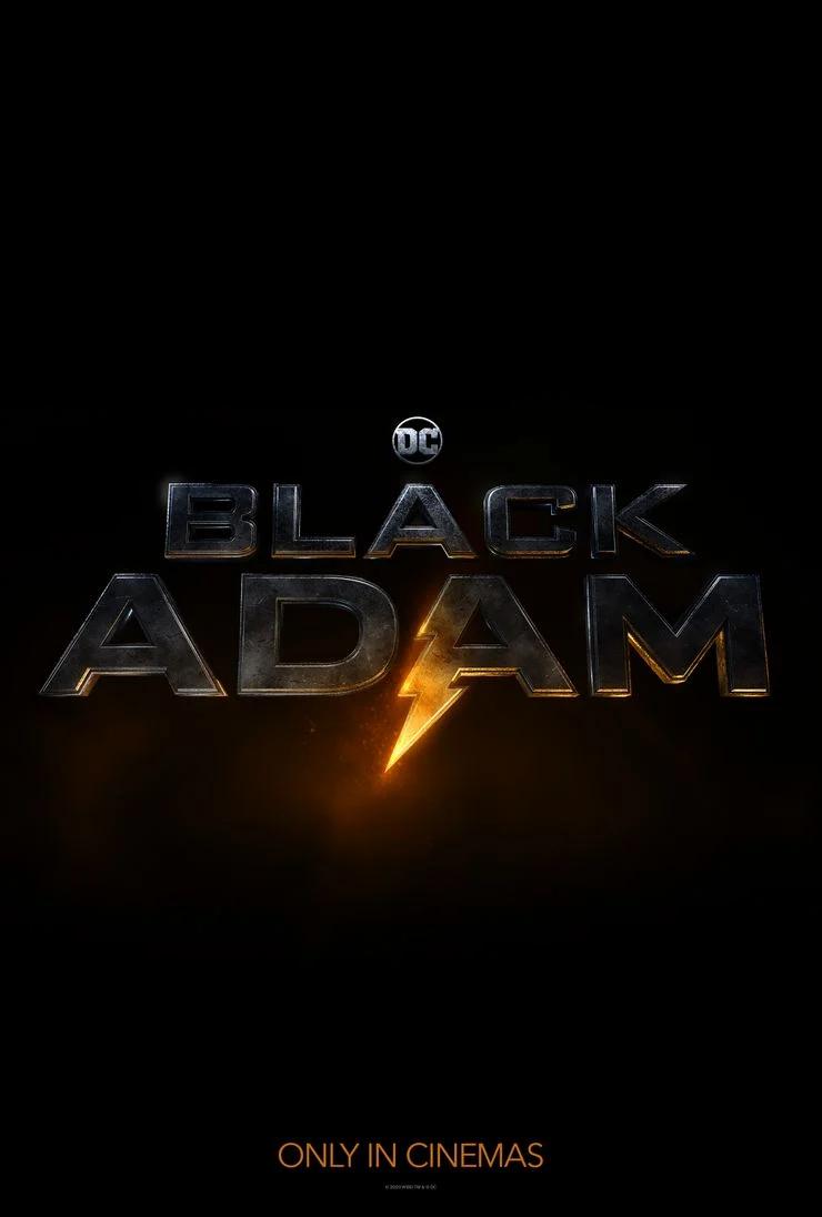 DC FanDome Общество справедливости Америки в тизерах Черного Адама