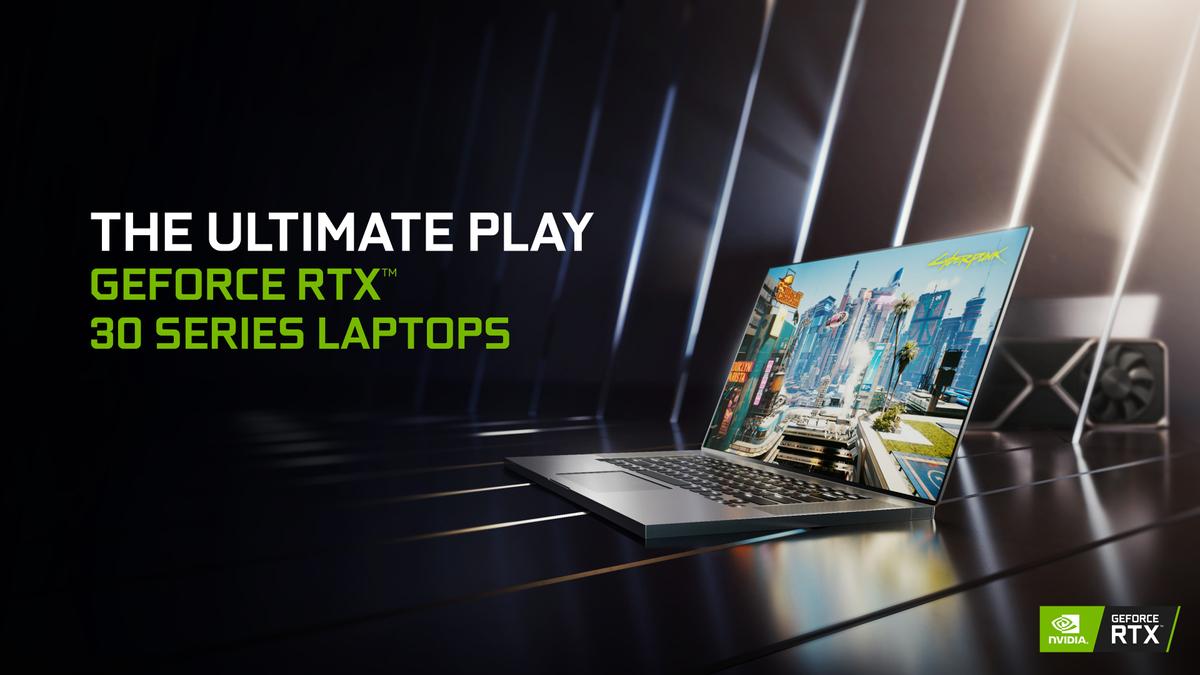 Ноутбуки на базе новой графике GeForce GPU RTX 30 стартуют от 99 999 рублей