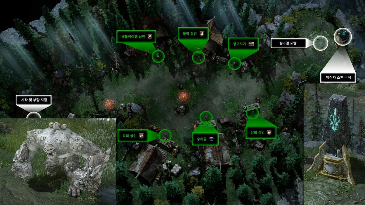 Lost Ark - что принесет с собой январское обновление (GvG, боссы, карты и другое)