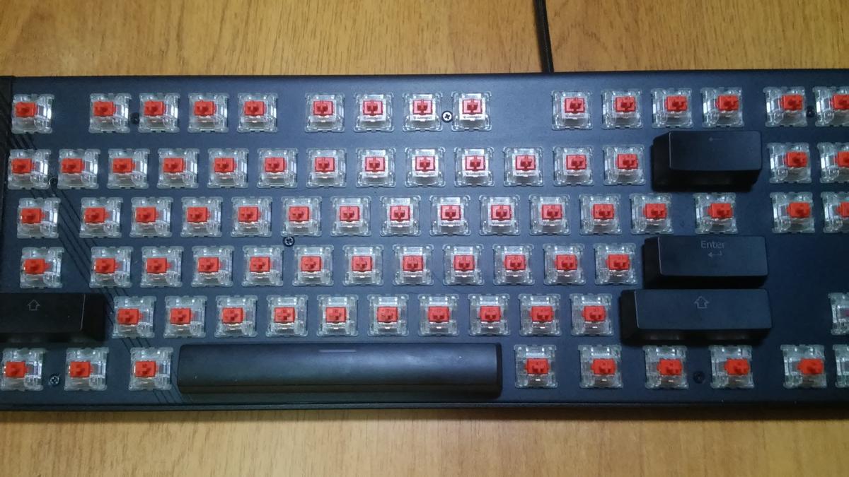 [Обзор] AORUS K1 - Стильная игровая клавиатура
