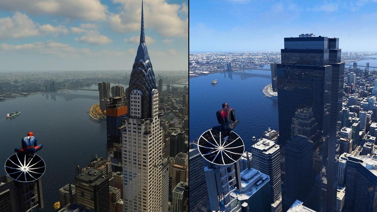 В Marvels Spider-Man Miles Morales заменили основной символ Нью-Йорка