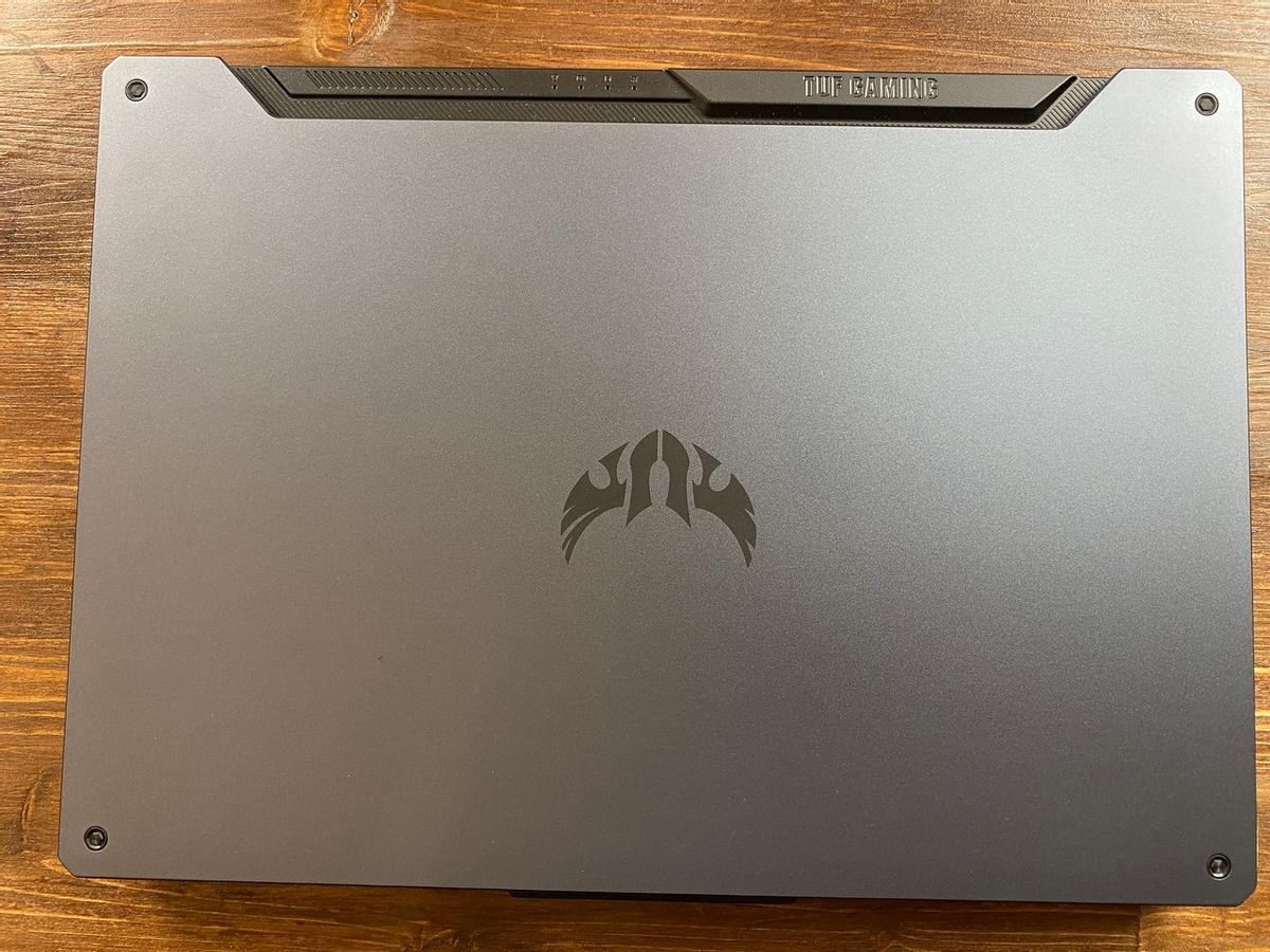 [Обзор] ASUS TUF Gaming A15 — игровой ноутбук с Ryzen 4000 и GeForce RTX 2060