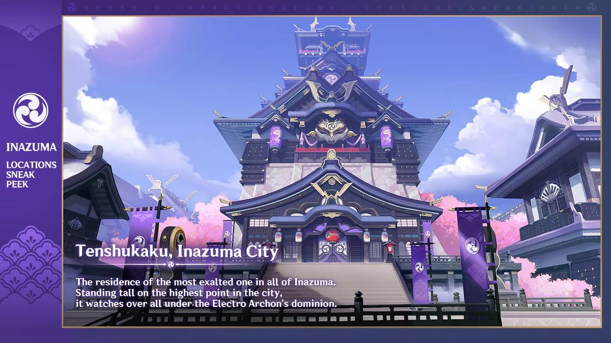 Genshin Impact — Все подробности обновления 1.5 «В сиянии нефрита» и концепт-арты Инадзумы, Система домовладения, новые боссы, снаряжение, задания, события и многое другое