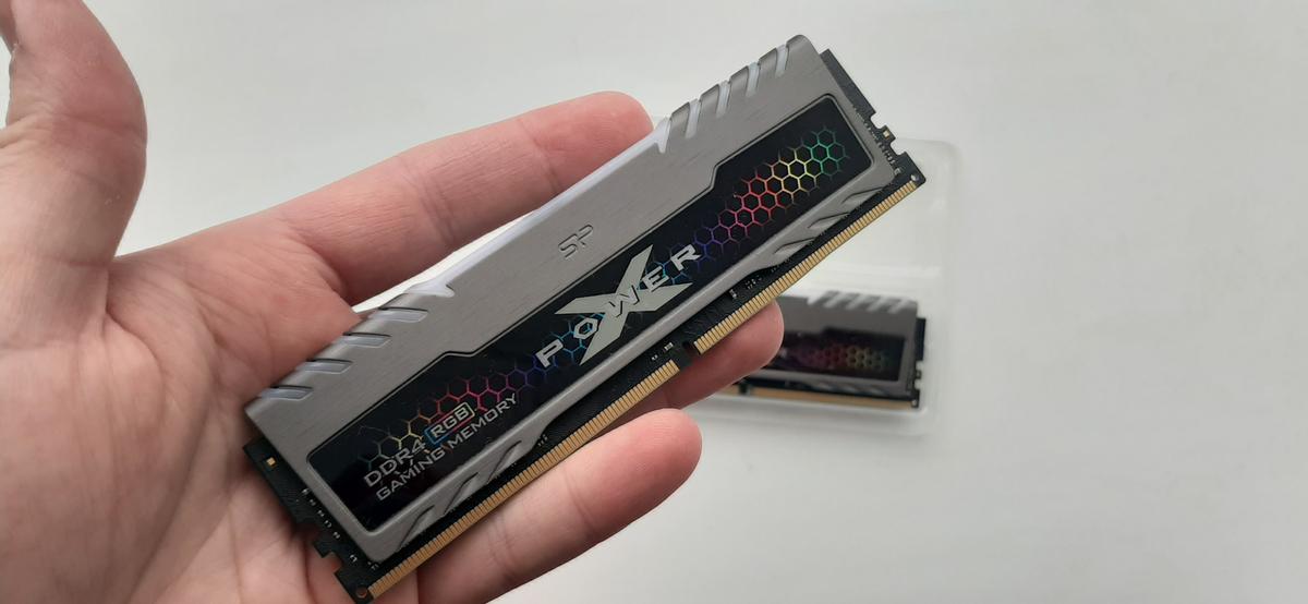 [Обзор] Оперативная память Silicon Power XPower Turbine RGB — для геймера и рядового пользователя