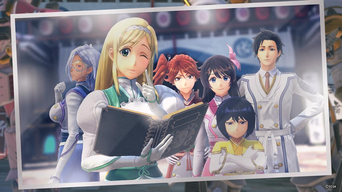 [Обзор] Sakura Wars - Цветочная Дивизия снова на сцене!
