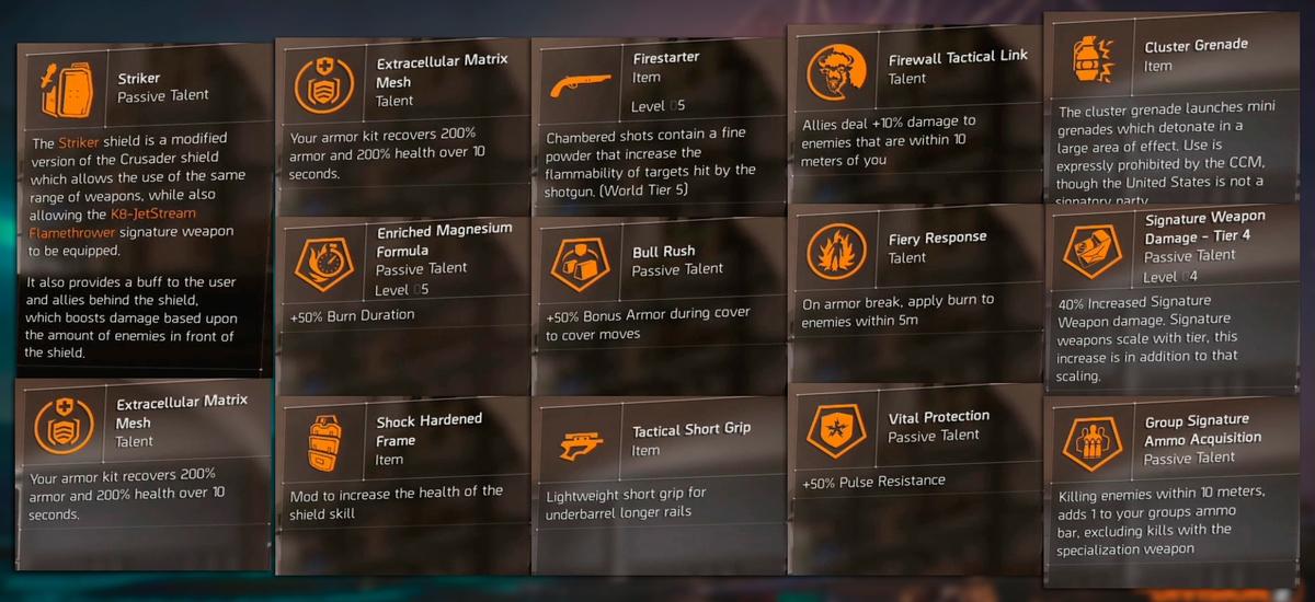 The Division 2 - подробности про Episode 3 и новый класс
