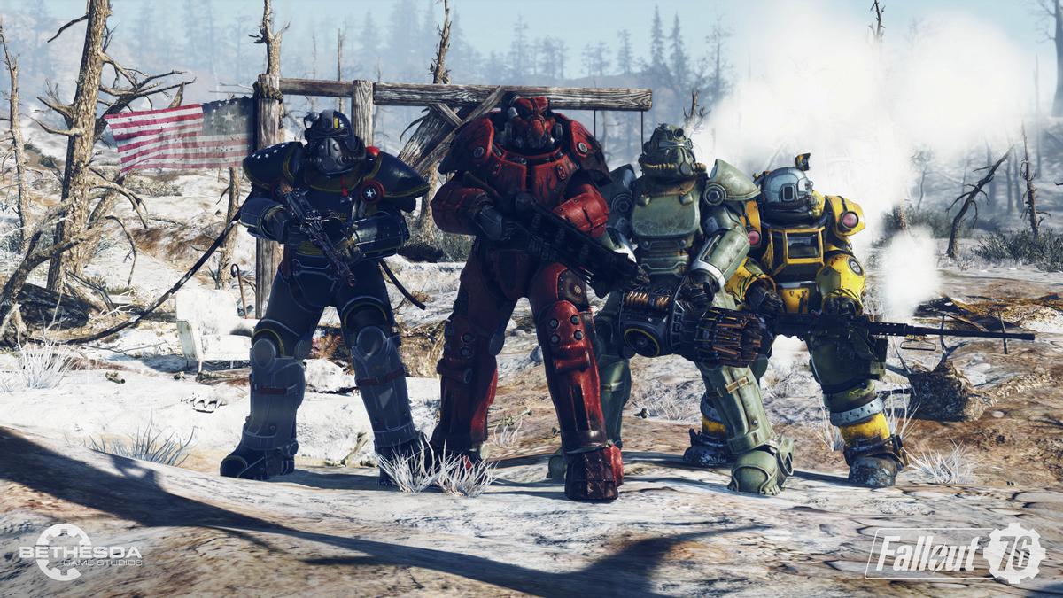 Fallout 76 - сможет ли Bethesda спасти игру?