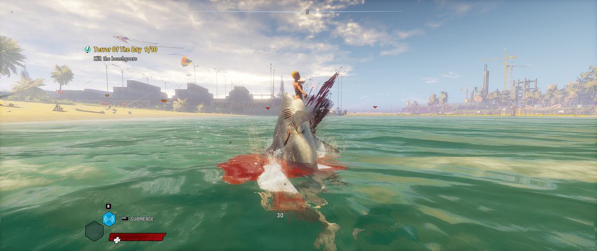 Maneater - хроники из жизни акулы